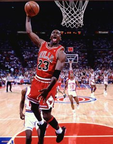 Michael Jordan. Image Credit: Sports Illustrated